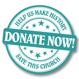 Help us make history - donate now!