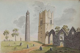 Engraved for The Antiquities of Ireland (1791) by Francis Grose